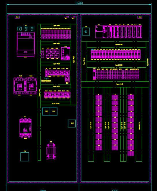 Шкаф управления SU2